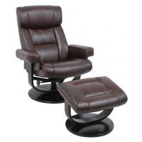 Columbus Seating Recliner Chair with Ottoman CS118426MA