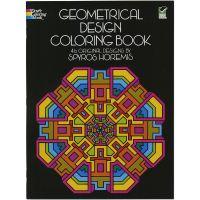 Dover Publications: Geometrical Design Coloring Book NOTM163170