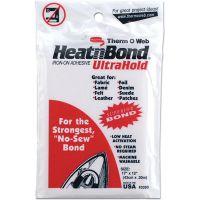 Heat'n Bond Ultra Hold Iron-On Adhesive NOTM102607