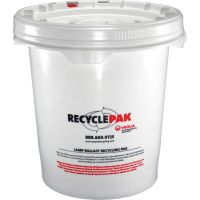 RecyclePak Strategic 5 Gallon Recycling Tub SPDSUPPLY040