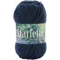 Mary Maxim Starlette Yarn - Dark Azure NOTM066459