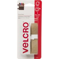 """VELCRO(R) Brand STICKY BACK Tape 3/4""""X18"""" NOTM091659"""