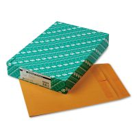 Quality Park Redi Seal Catalog Envelope, 10 x 13, Brown Kraft, 100/Box QUA43767