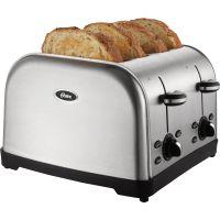Oster 4-slice Toaster OSRTSSTTRWF4SN