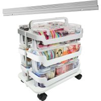deflecto Storage Caddy Kit DEF329003BB