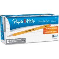 Paper Mate Sharpwriter Mechanical Pencil, HB, .7 mm, Yellow Barrel, 12 Per Pack PAP3030131