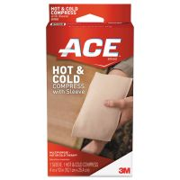 ACE Reusable Cold/Hot Compress, 4 x 10 MMM207518