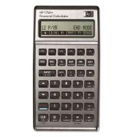 HP 17bII+ Financial Calculator, 22-Digit LCD HEW17BIIPLUS