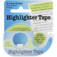 "Highlighter Tape .5""X393"" NOTM016738"
