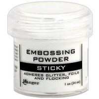 Sticky Embossing Powder 1oz NOTM298170
