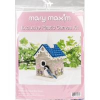 "Mary Maxim Plastic Canvas Tissue Box Kit 5"" NOTM052488"