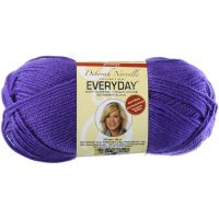Deborah Norville Collection Everyday Yarn - Violet NOTM062171