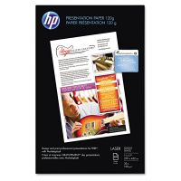 HP Color Laser Presentation Paper, 95 Brightness, 34 lb, 11 x 17, White, 250 Sheets/Pack HEWQ2547A