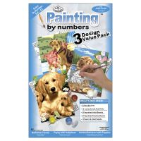 Junior Small Paint By Number Kit  NOTM422087