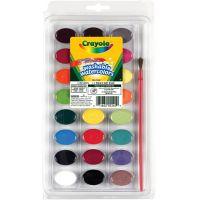 Crayola Washable Watercolors NOTM138989