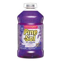 Pine-Sol All Purpose Cleaner, Lavender Clean, 144 oz Bottle, 3/Carton CLO97301