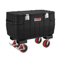 Suncast Job Box with Fork Lift and Casters SNCBMJB4824FLC