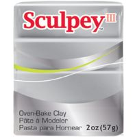 Sculpey III Polymer Clay  NOTM217612