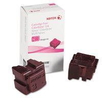 Xerox 108R00927 Solid Ink Stick, Magenta, 2/Box XER108R00927