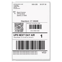 DYMO LabelWriter Shipping Labels, 4 x 6, White, 220 Labels/Roll DYM1744907