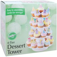 4 Tier Dessert Tower NOTM368781