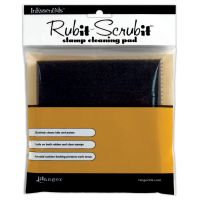 Inkssentials Rub-It Scrub-It Rubber Stamp Cleaning Pad NOTM228415