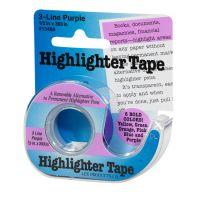 """Fluorescent Highlighter Tape .5""""X720"""" NOTM017415"""