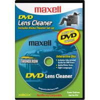 Maxell DVD-LC DVD Lens Cleaner MAX190059
