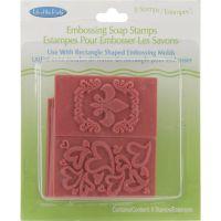 Soap Embossing Stamp Assortment 8/Pkg NOTM304637