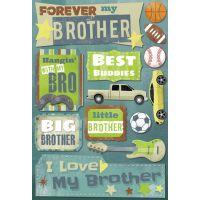 Cardstock Stickers NOTM208624