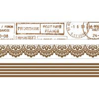 Kaisercraft Printed Tape  NOTM015705