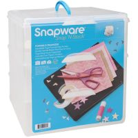 Snapware Snap 'n Stack Craft Organizer Container NOTM446901
