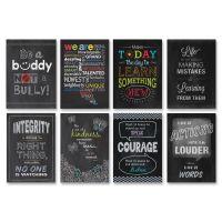 Creative Teaching Press Inspire U 8-Poster Pack CTC6686