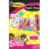 Colorforms(R) Create A Story Re-Stickable Sticker Set NOTM213523