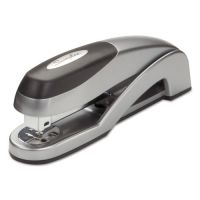 Swingline Optima Desk Stapler, Full Strip, 25-Sheet Capacity, Silver SWI87801