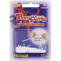 Pony Bead Lacing Connectors  NOTM207140