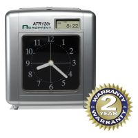Acroprint Model ATR120 Analog/LCD Automatic Time Clock ACP010212000