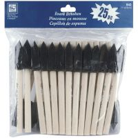 Foam Brushes 25/Pkg NOTM321091