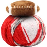 DMC Top This! Yarn - Team Colors Red/White NOTM370009