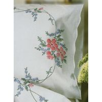 Stamped Pillowcase Pair  NOTM242869