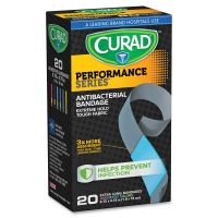 Curad Extra Long Antibacterial Bandages MIICUR5019