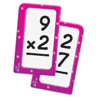 Multiplication 0-12 Pocket Flash Cards TEPT23006