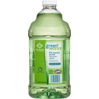 Green Works All-Purpose and Multi-Surface Cleaner, Original, 64oz Refill CLO00457