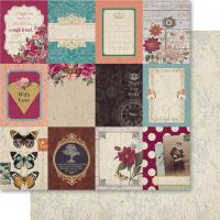 Heritage Double-Sided Cardstock  NOTM347950