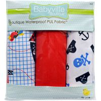 Babyville PUL Waterproof Diaper Fabric  NOTM141512