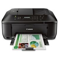 Canon PIXMA MX532 Inkjet Multifunction Printer - Color - Photo Print - Desktop CNMMX532