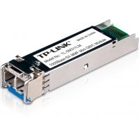 TP-LINK TL-SM311LM Gigabit SFP module, Multi-mode, MiniGBIC, LC interface, Up to 550/275m distance SYNX3298587