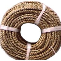 Basketry Sea Grass #3 4.5mmX5mm 1lb Coil NOTM231539