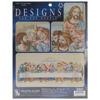 Janlynn The Last Supper Counted Cross Stitch Kit NOTM250602