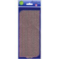 Glitter Dots Assorti Peel-Off Stickers NOTM124871